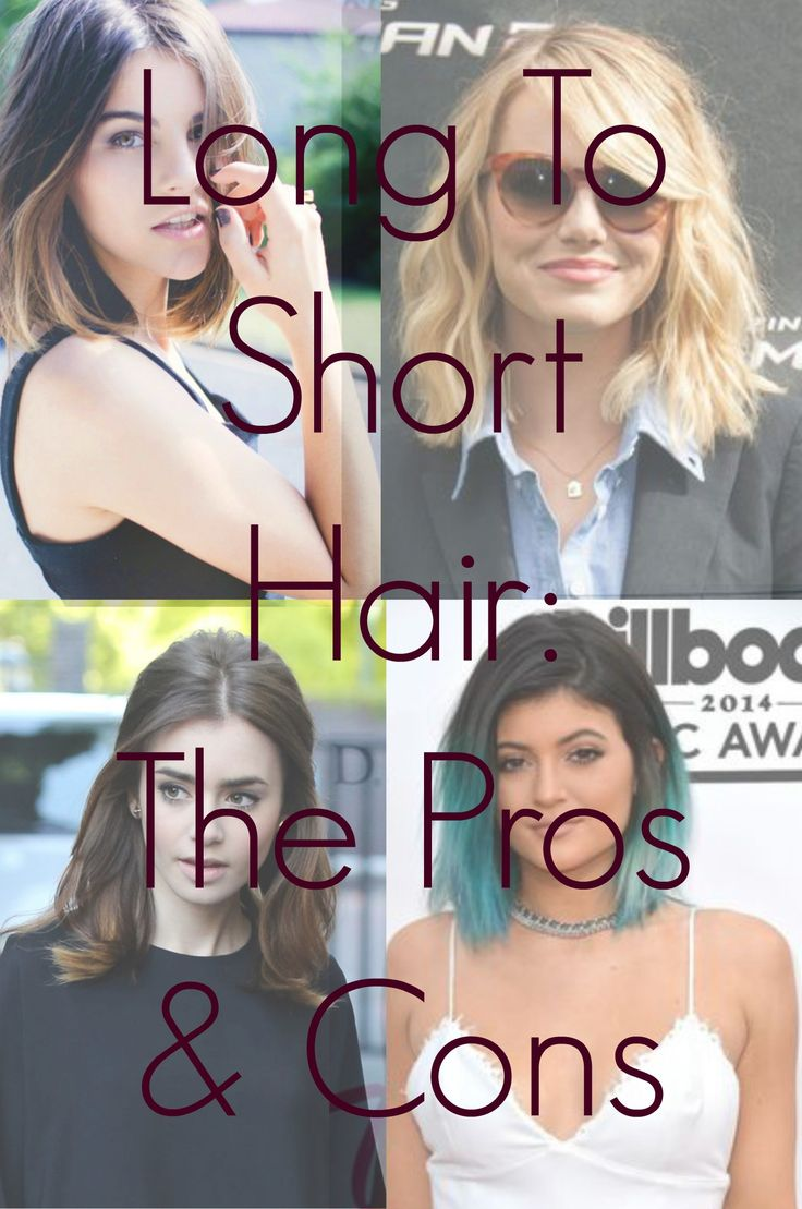 Considering chopping off all your locks for the more sophisticated and more maintainable style of a 'lob'? Read this blog post to weigh up the pros and cons of going for the new short hair look. > http://yourstrulyjess.blogspot.co.uk/2015/02/long-to-short-hair.html