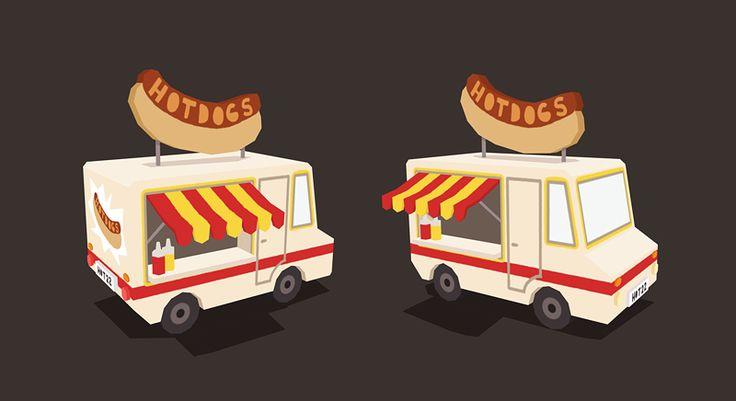 Hotdogs by enkana on DeviantArt