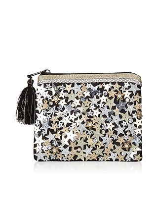 Little Stars Pretty Coin Purse | Silver | Accessorize