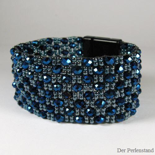 Creative Kit Elisabeth Metallic Blue