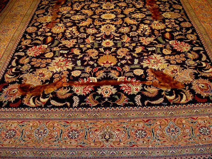 32 best belleza images on pinterest rugs tapestries and - Restauracion de alfombras ...