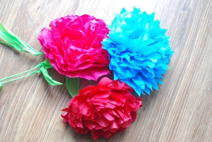 Mocno widać, że już nie możemy się doczekać prawdziwie wiosennych kwiatów? ;)  #instrukcja #instruction #instructions #handmade #rekodzielo #DIY #DoItYourself #handcraft #craft #lubietworzyc #howtomake #jakzrobic #zrobtosam #stepbystep #instrucción #artesania #声明 #bibuła #tissuepaper #papeldeseda #Löschpapier #пропускнаябумага #ozdoby #dekoracje #decorations #decorado #布置 #Dekorationen #украшения #kwiat #flower #flor #花 #Blume #цветок