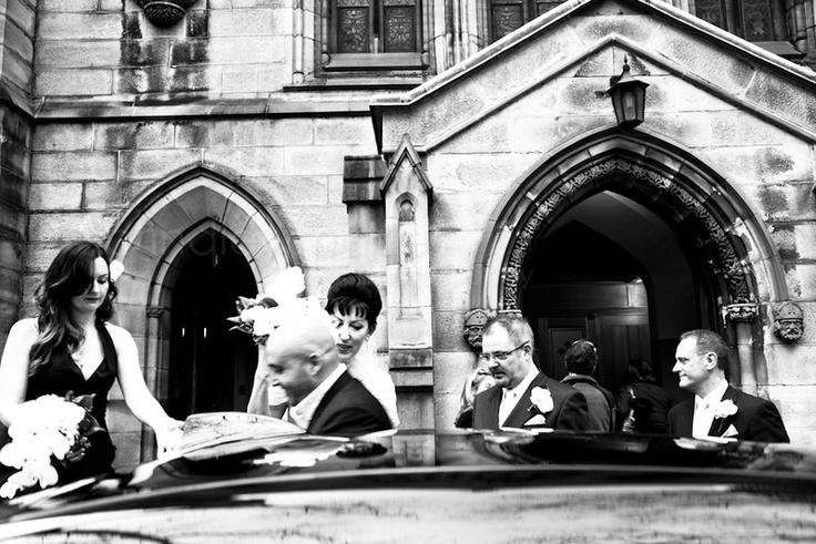 Get Chauffeured Wedding Cars