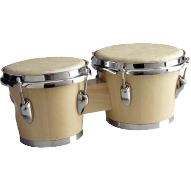 Stagg Music Wood Bongo Drums