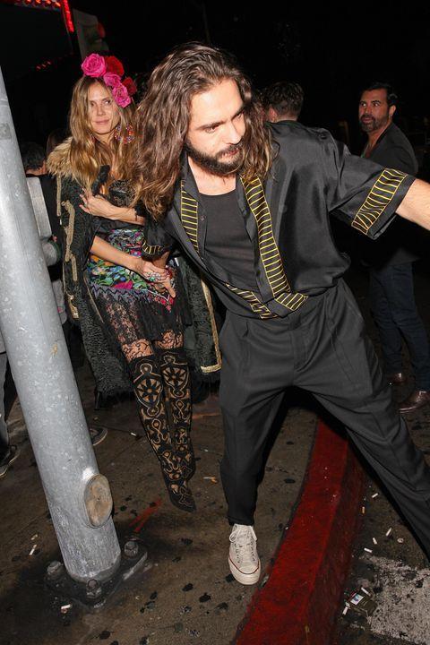 Heidi Klum Und Tom Kaulitz Bilder Ihrer Liebe 1 Agt Heidi Klum