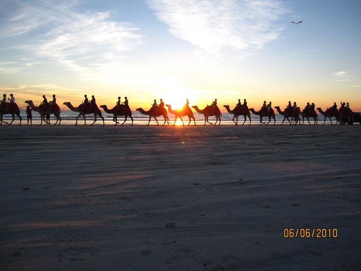 Travelling around Australia... Broome