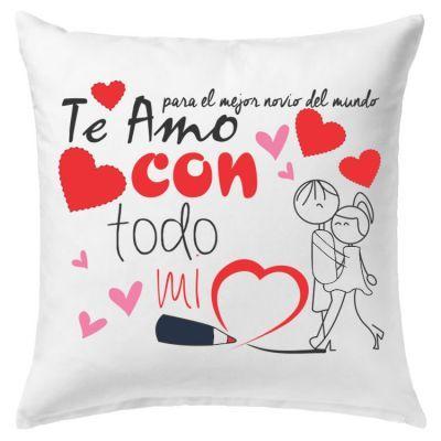 almohadas personalizadas de amor - Buscar con Google