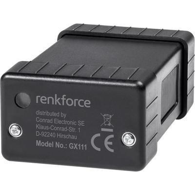 renkforce GX-111 GSM-Alarmanlage mit GPS-Tracking