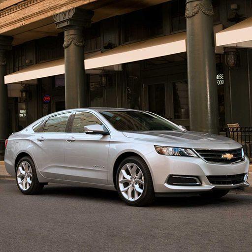 2016 Chevrolet Impala   Full Size Sedan   Chevrolet Canada