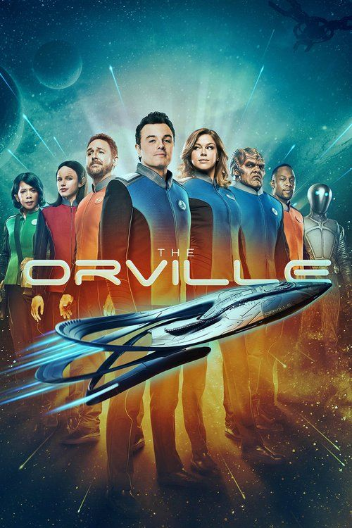 Watch Or Download The Orville Season 1 Full Episodes