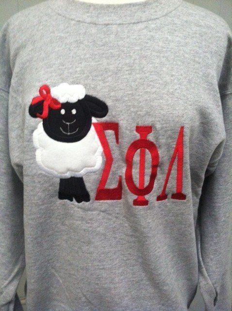 9 Best Sigma Phi Lambda Images On Pinterest Baby Lamb