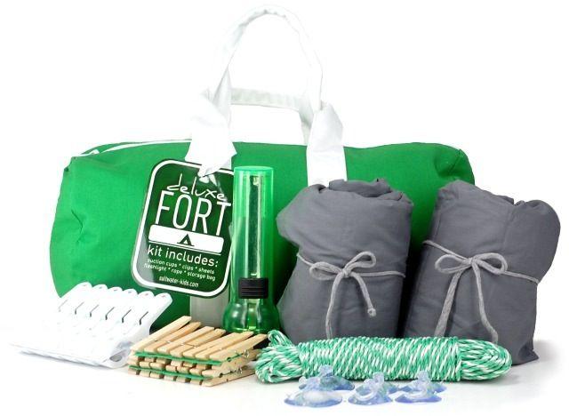 fabulous boy gift ideaDiy Forts, Forts Buildings, Gift Ideas, Birthday Gift, Buildings Kits, Forts Kits, Handmade Gift, Christmas Gift, Homemade Gift