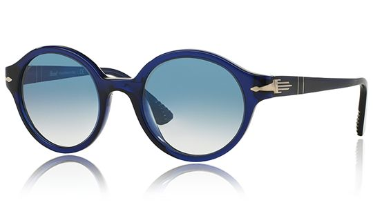 Persol PO3098S 181/3F Crystal |   Film Noir Edition | Suprema  | Crystal white faded blue | Blue | Kristallglas |  Acetat
