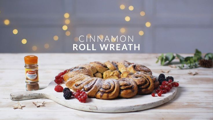 A pull-apart centrepiece bursting with warm, aromatic cinnamon to dazzle your guests! See bbcgoodfood.com/tasteofchristmas for more recipes. #TasteofChristmas #Christmas