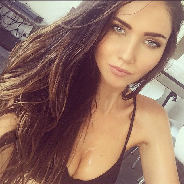 Hottest Brunette In The World 102