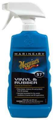 Meguiar's Mirror Glaze Vinyl and Rubber Cleaner/Conditioner