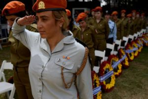 Israelis marks Memorial Day one day ahead of Israel's 69'th Indepedence Day