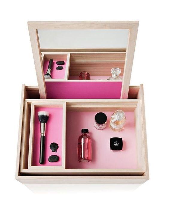 Nomess Copenhagen - BALSABOX PERSONAL PINK #inspirationdk #gavertilhende #giftsforher