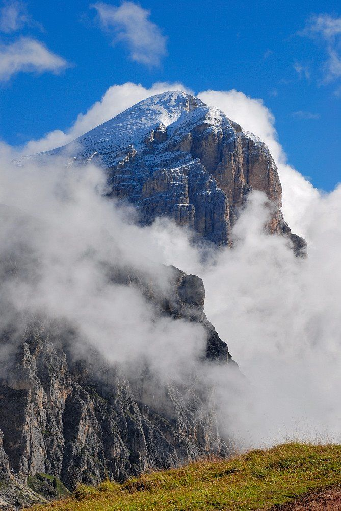 Cortina d'Ampezzo, Belluno, Italy; photo by Marco De Candido