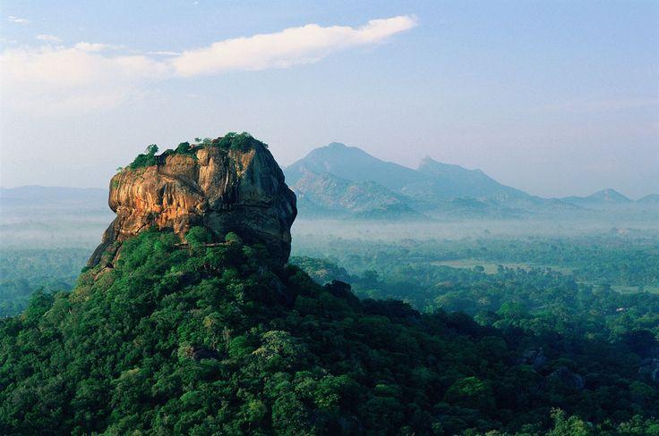 El hipnótico Lion Rock de Sigiriya, Sri Lanka - Lugares que ver antes de morir (V)