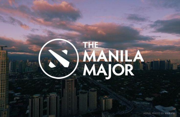 Manila Major – Pembagian Team telah di umumkan
