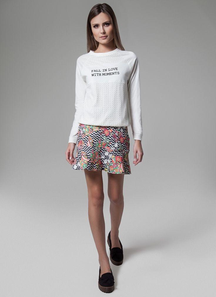Urbano - Lebôh - Fast Fashion Moda Feminina - Coleção Outono Inverno 2015 | Vestidos, Blusas, Calças | Loja Virtual Morena Rosa Group