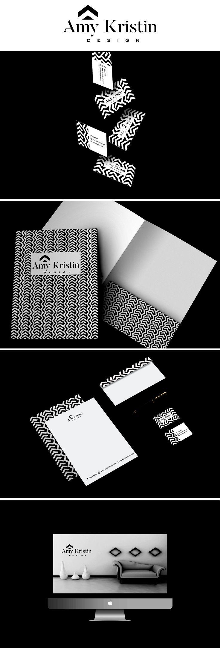 Amy Kristin Design Branding by Fivestar Branding