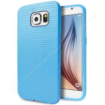 Samsung Galaxy S6 Dot Silikon Mavi Kılıf http://www.telefongiydir.com.tr/samsung-galaxy-s6-dot-silikon-mavi-kilif-urun3761.html