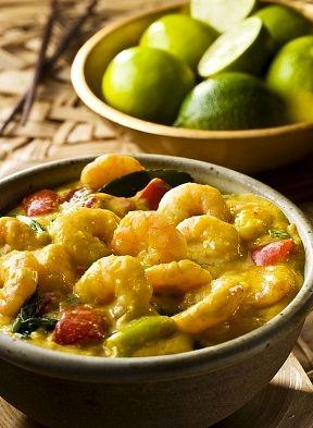 My Slimming World Thai Prawn Curry Recipe. #healthyrecipes #slimmingworld #lowcaloriecurry