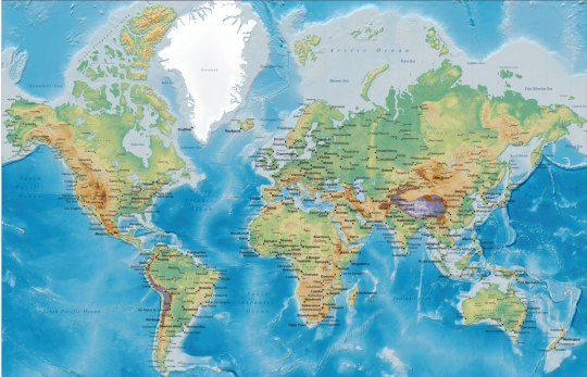mapa mundi grande