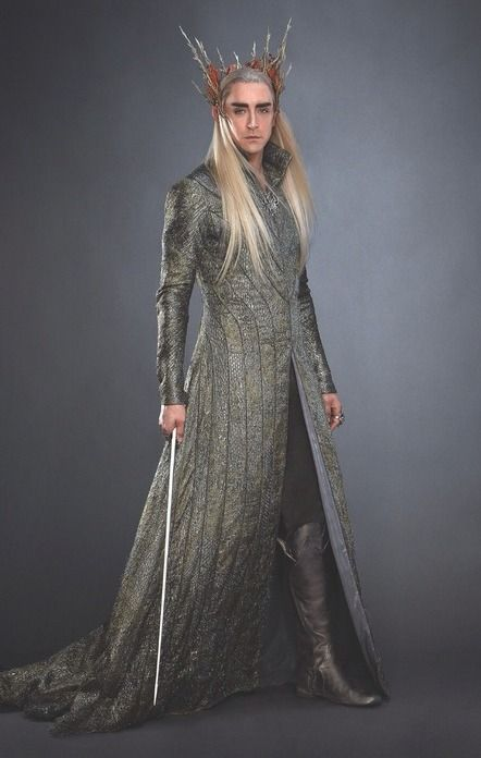 Is it wrong to think naughty thoughts about an Elf King? Thranduil - Lord of the Rings Wiki