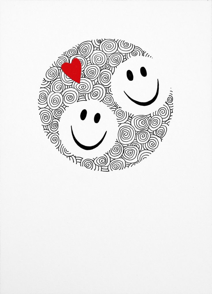 """andrea mattiello """"different love"""" pennarello e collage su cartoncino cm 25x35; 2013 #art #arte #contemporanea #disegno #drawing #collage #paper #artista #emergente"""