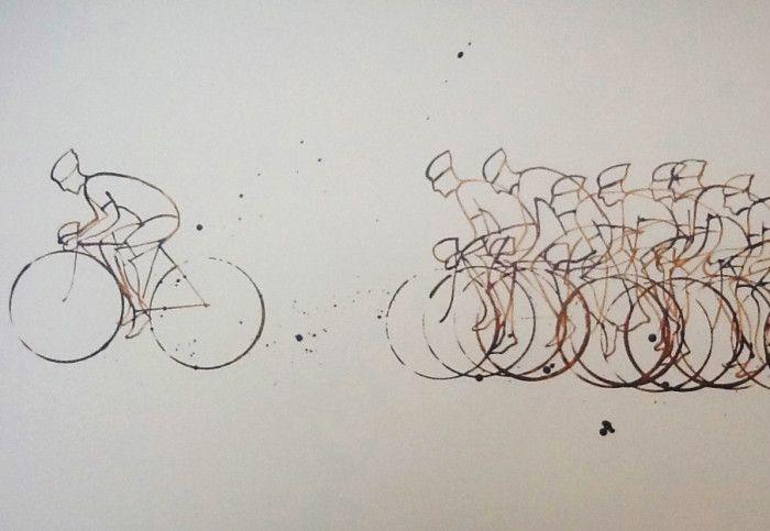 Café y ciclismo, reunidos en 'Coffee Peloton'