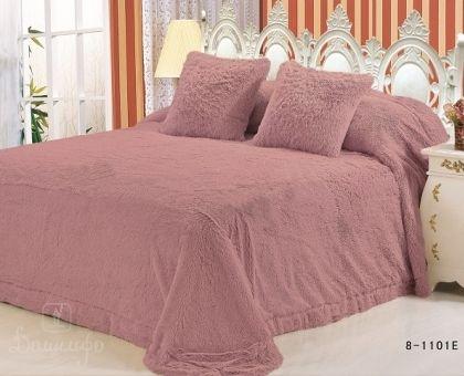 Купить покрывало из искусственного меха КУЭЛЬДО розовое 220х240 от производителя Cloris (Китай)