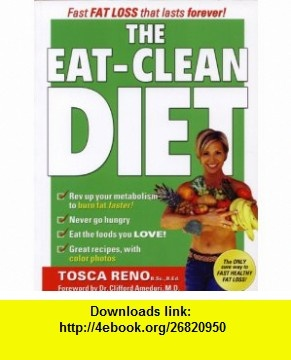 17 best ebooks library images on pinterest tutorials libraries the eat clean diet tosca reno asin b001uusq6o tutorials fandeluxe