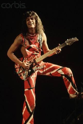 Eddie Van Halen |