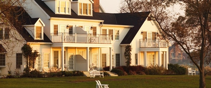 Inn at Perry Cabin, St Michaels, Maryland