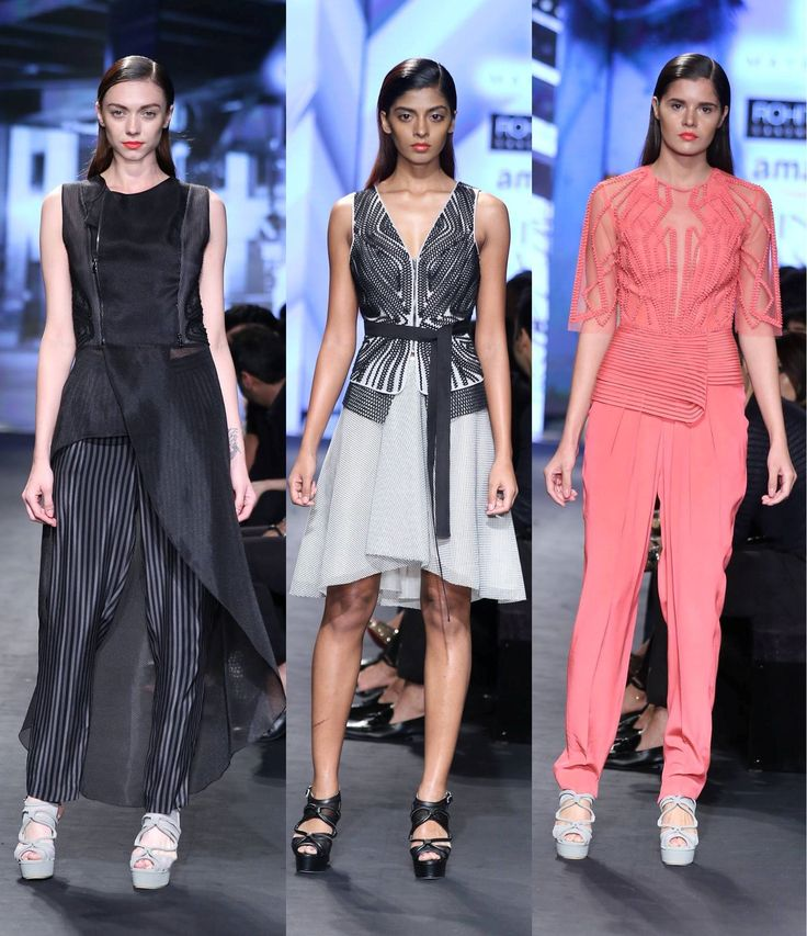 Super glam at Cue by Rohit Gandhi + Rahul Khanna #aifw #SS16 #fashion #trends #nowtrending