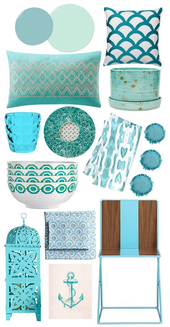 Best 25+ Aqua decor ideas on Pinterest | Aqua bedrooms, Aqua ...