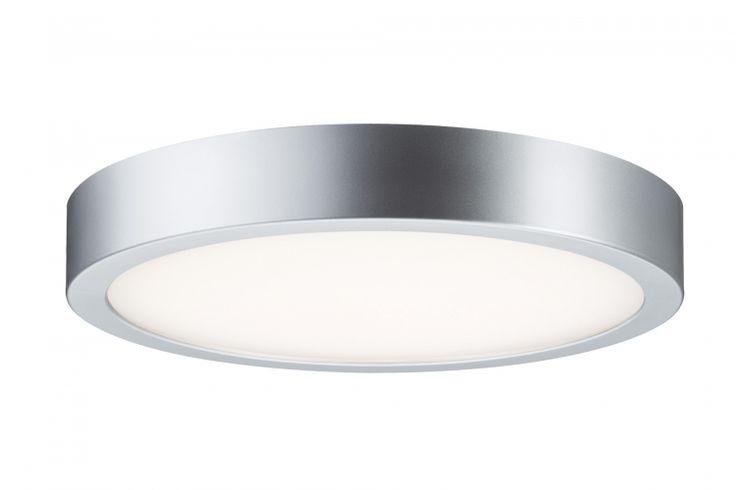 Paulmann Orbit LED-Panel, Wall & Ceiling 30 cm, chrom matt - Globus-Baumarkt Shop