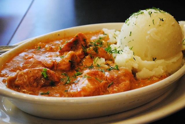 Veal Paprikash | Dinner | Pinterest