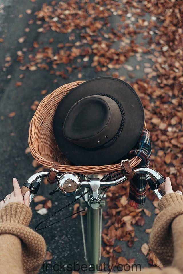 Ein schöner, dicker Pullover ist im Herbst auf dem Fahrrad immer praktisch. Vor allem in unserem Lan