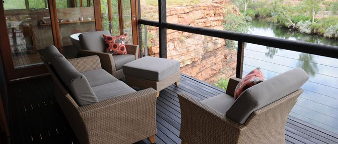 The Chamberlain Suite | El Questro Homestead | Rooms and Suites