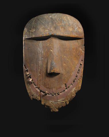 An Eskimo mask - 19th century