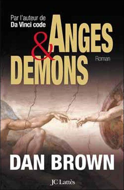 """""""Anges et démons"""" de Dan Brown"""