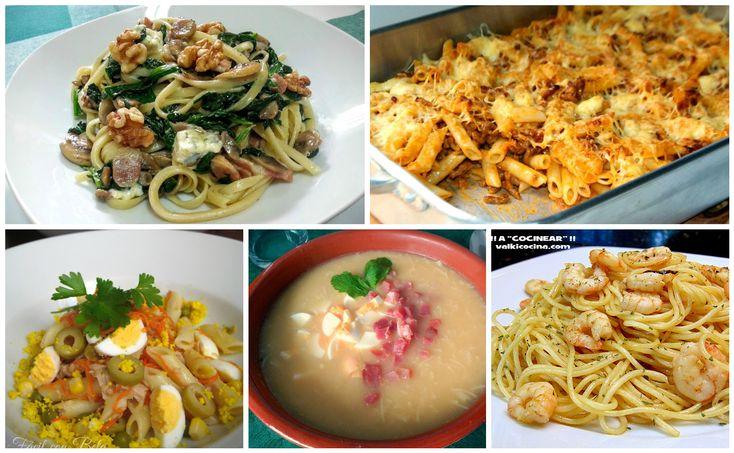 39 best comidas de navidad images on pinterest meals for Ideas para cocinar pasta
