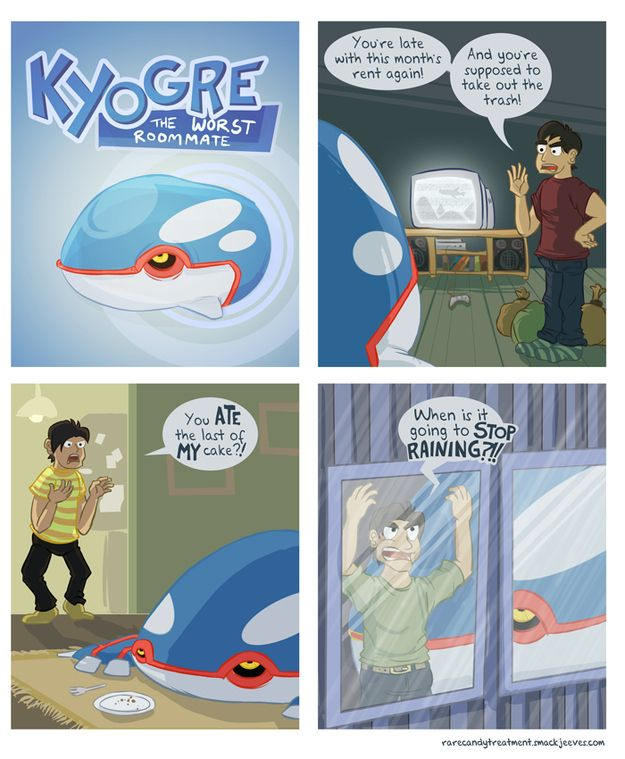 Look at your life, look at your choices. | Community Post: 20 Spectacularly Nerdy Pokémon Jokes