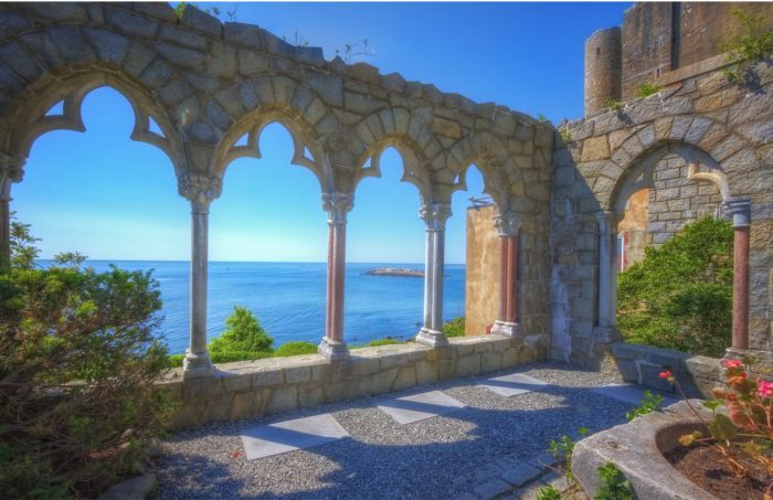 13 Fascinating Places In Massachusetts That Are Straight Out Of A Fairytale. MA pride!