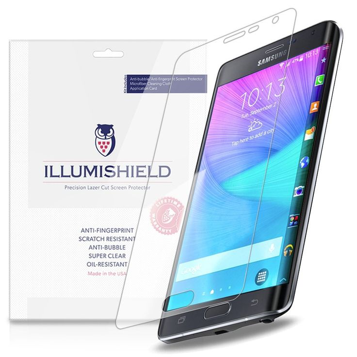 Galaxy Note Edge Screen Protector. For more Note Edge cases, please visit http://www.note4cases.com