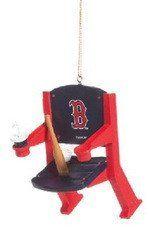 Boston Red Sox Stadium Chair Ornament